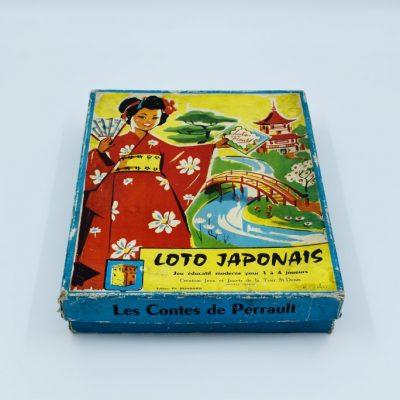 Loto japonais « Les contes de Perrault »